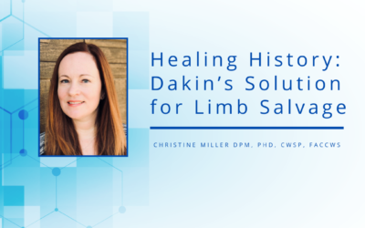 Healing History: Dakin's Solution for Limb Salvage