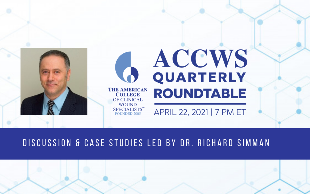 Quarterly Roundtable – Recorded April 22, 2021