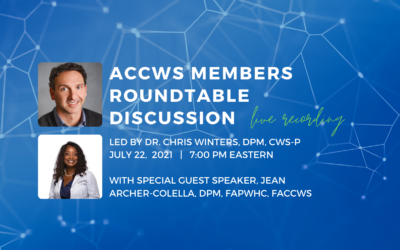 Quarterly Roundtable – Recorded July 22, 2021